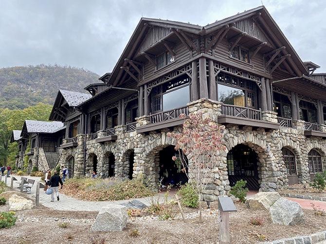 Excursión a Bear Mountain desde Nueva York - Bear Mountain Inn