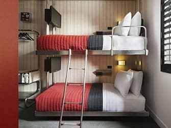 Pod Hotel 39 en Nueva York - Bunk Pod