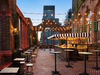 Pod Hotel 39 en Nueva York - Bar azotea