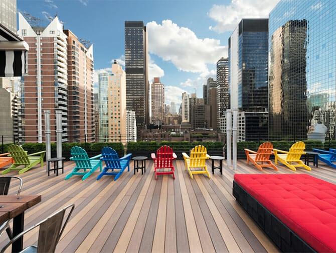 Pod Hotel 51 en Nueva York