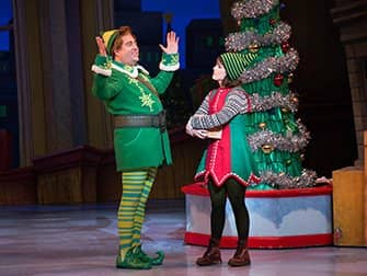 Tickets para Elf The Christmas Musical - Buddy explica