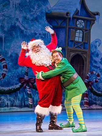 Tickets para Elf The Christmas Musical - Buddy y Santa