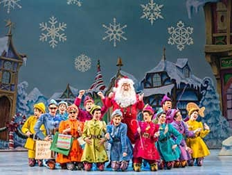 Tickets para Elf The Christmas Musical - Santa