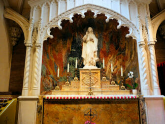 St. Patrick's Cathedral en Nueva York - San Juan Evangelista