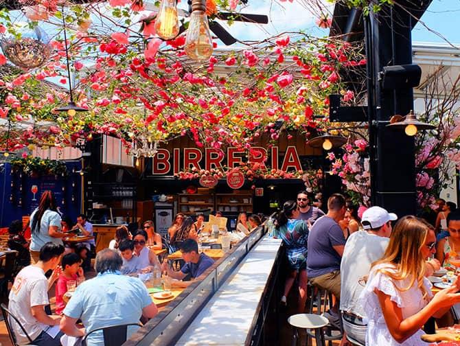 Brooklyn Brewery y tour por cervecerías - Birreria