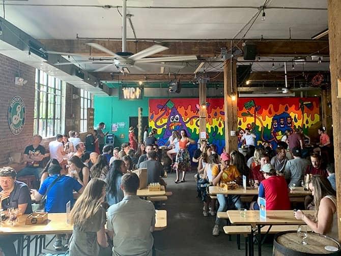 Brooklyn Brewery y tour por cervecerías - Brooklyn Brewery