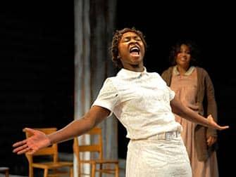 The Color Purple en Broadway - Show en Nueva York