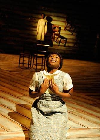 The Color Purple en Broadway - El musical