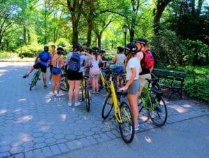 Tours en bicicleta por Nueva York