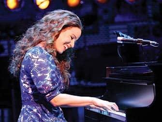 Beautiful The Carole King Musical en Broadway - Piano