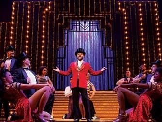 Tickets para Cirque du Soleil en Nueva York - Reparto