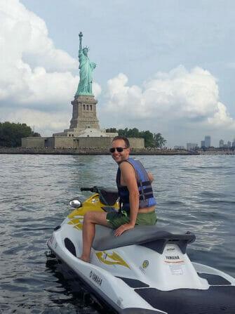 Nadar en Nueva York - Jet ski