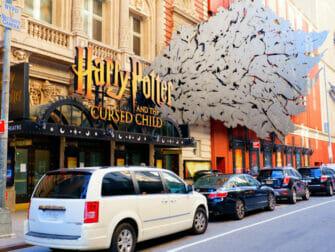 Theater District en Nueva York - Musicales en Broadway