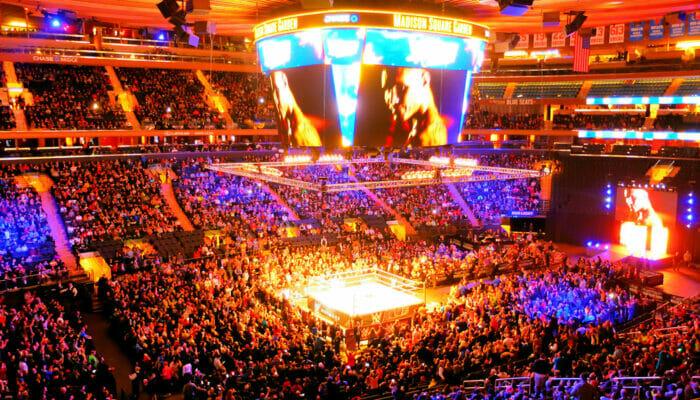 Tickets para WWE Wrestling en Nueva York - Luchadores