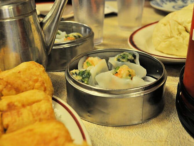 Tour gastronómico por Chinatown y Little Italy - Dim Sum