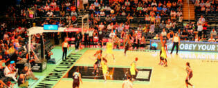 Tickets basketball para el New York Liberty