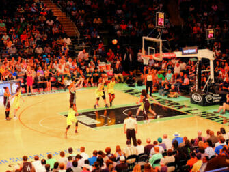 Tickets basketball para el New York Liberty - Jugadoras