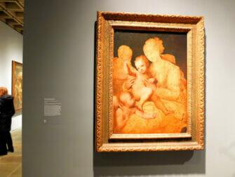 The Met Breuer en Nueva York - Exposición Unfinished