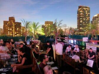 tour por los rooftop bars en Nueva York - 230 Fifth