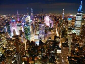 Las mejores vistas de Nueva York - Empire State Building