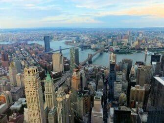 Las mejores vistas de Nueva York - One World Observatory