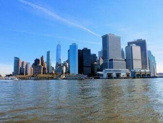 Las mejores vistas de Nueva York - Staten Island Ferry
