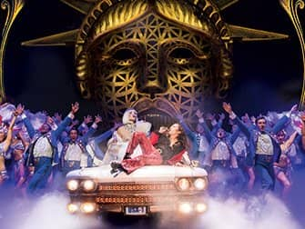 Tickets para Miss Saigon en Broadway - The Engineer
