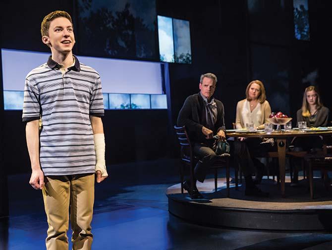 Tickets para Dear Evan Hansen en Broadway - You will be found