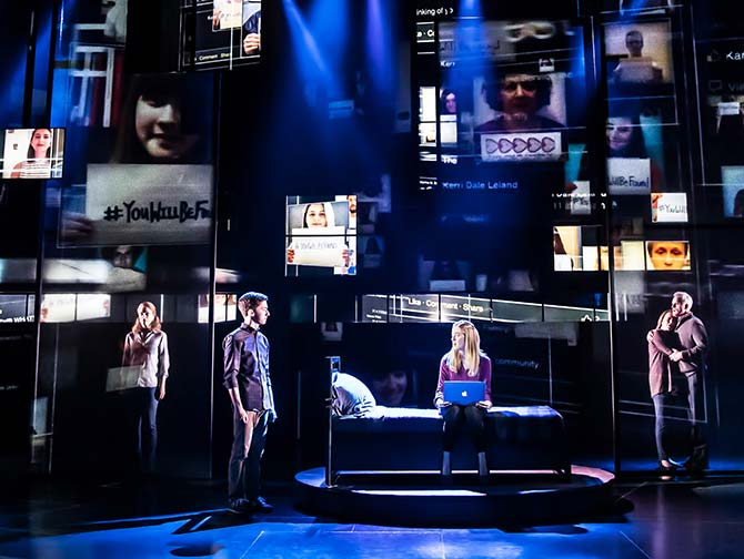 Tickets para Dear Evan Hansen en Broadway - En el Music Box Theatre