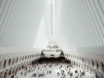 Westfield World Trade Center - Arquitectura