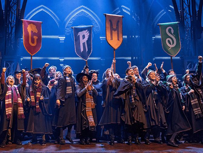 Tickets para Harry Potter and the Cursed Child en Broadway - En Hogwarts