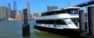 NYC Ferry en Nueva York