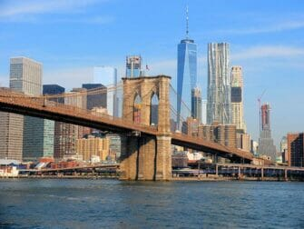 Diferencias entre el New York Explorer Pass y el New York Pass - Brooklyn Bridge