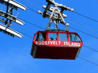 Roosevelt Island en Nueva York - Tram