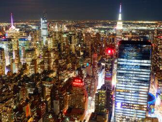 Tickets para Edge Hudson Yards Observation Deck - Vistas de noche