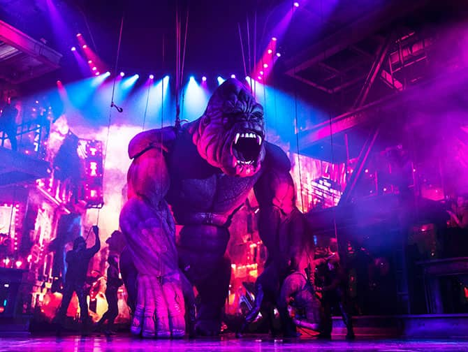 Tickets para King Kong the Musical en Broadway - King Kong