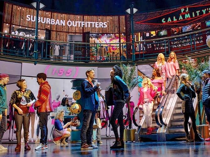 Tickets para Mean Girls en Broadway - En el mall