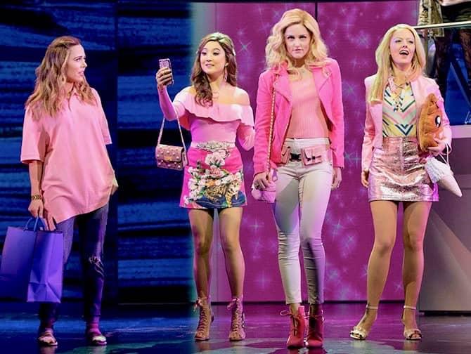 Tickets para Mean Girls en Broadway - Las chicas
