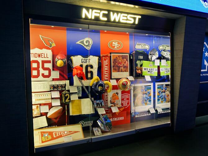 NFL Experience Times Square - La experiencia