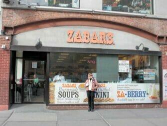 Tour de cine clásico en Nueva York - Zabar's