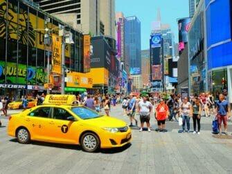 Tour de los superhéroes en Nueva York - Times Square