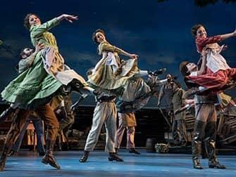 Tickets para Carousel en Broadway - Reparto
