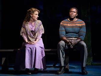 Tickets para Carousel en Broadway - Julie y Billy
