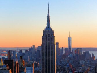 Diferencias entre el New York Sightseeing Flex Pass y el New York Explorer Pass - Empire State Building