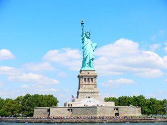 Diferencias entre el New York Sightseeing Flex Pass y el New York Explorer Pass - Statue of Liberty