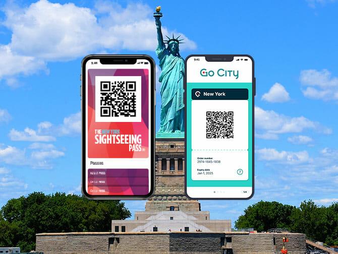 Diferencias entre el New York Sightseeing Flex Pass y el New York Explorer Pass