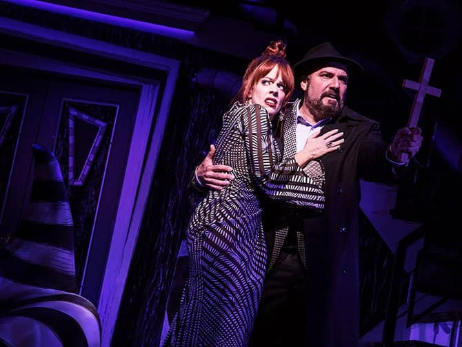 Tickets para Beetlejuice en Broadway - Los padres