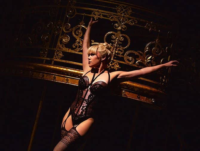 Moulin Rouge! The Musical on Broadway Tickets - Nini