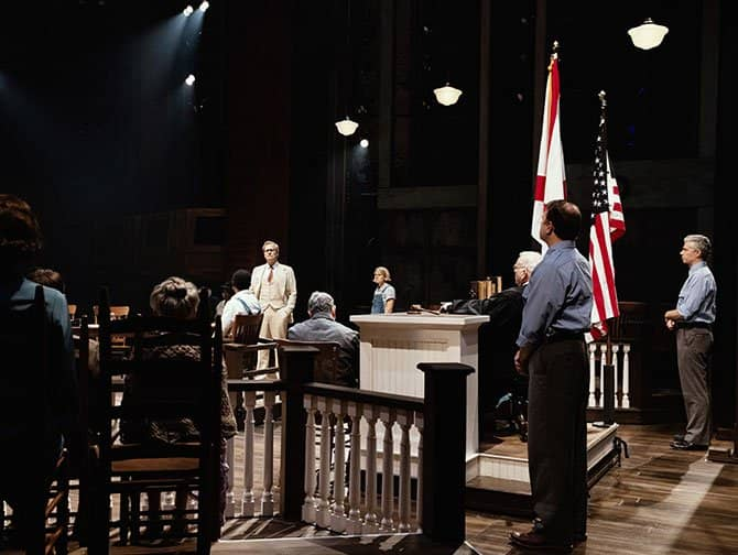 Tickets para To Kill a Mockingbird en Broadway - Tribunal