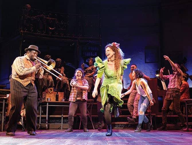 Tickets para Hadestown en Broadway - Bailando